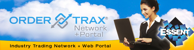 OrderTrax Industry Trading Network and Web Portal