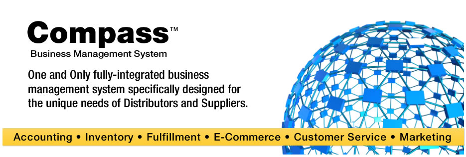 One and Only fully-integrated business management system specifically designed for the unique needs of Distributors and Suppliers.