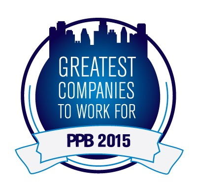 PPB Greatest Companies to Work For Logo
