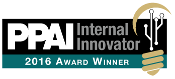 PPAI Technology Summit Internal Innovator Award Logo