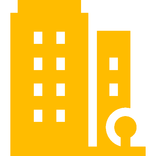 Distributor Office Building Icon