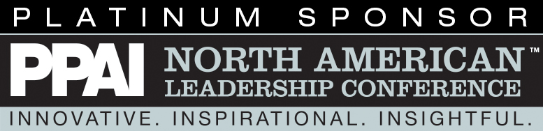 Promotinal Products Association International (PPAI) North American Leadership Conference (NALC) Platinum Sponsor Logo