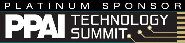 Promotinal Products Association International (PPAI) Technology Summit Platinum Sponsor Logo