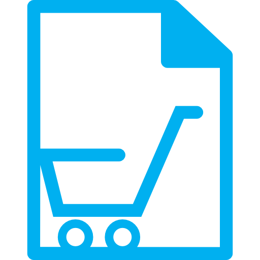 PromoStandards Purchase Order Icon